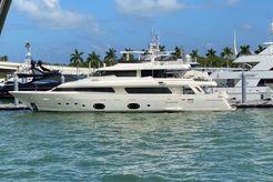 2012 Ferretti Yachts Navetta