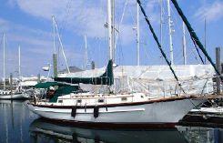 1992 Cabo Rico 34