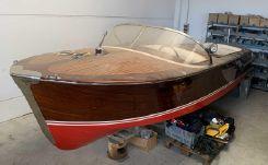 1960 Motor Yacht Cantieri Vidoli Super Falco