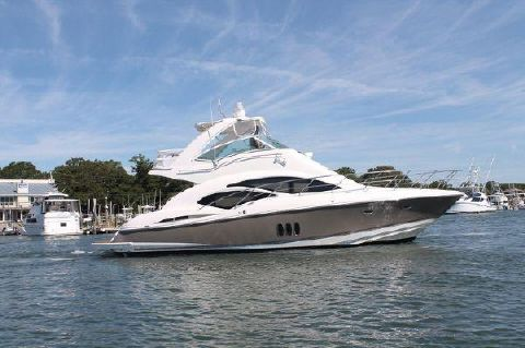 2007 Cruisers Yachts 447 Sport Sedan - Main Profile