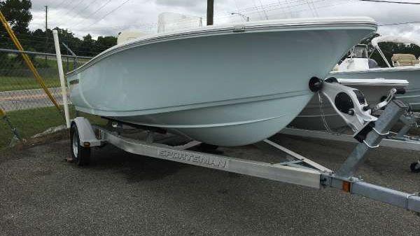Sportsman Boats 17 Island Reef