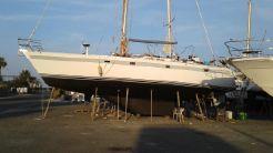 1987 Macintosh 47 - Hansa Yacht und Schiffbau