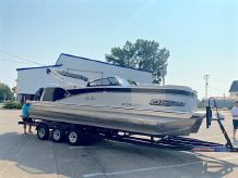 2020 Avalon 2585 Catalina Platinum EL Tritoon