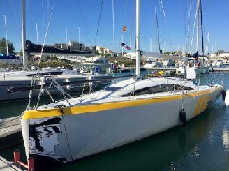 2020 Mestral Marine Works MMW 33 Custom