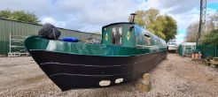 1998 Narrowboat Lexden Swan 58