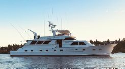 1981 Broward Pilothouse Motoryacht