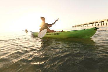 2020 Ocean Kayak Malibu 11.5