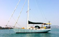 1978 Bluewater Yachts 41