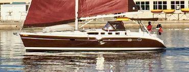 2001 Hunter 460