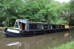 1998 Narrowboat 60' Warble / Johnathan Wilson