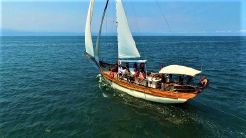1989 Custom Cutter-Rigged Sailing Sloop