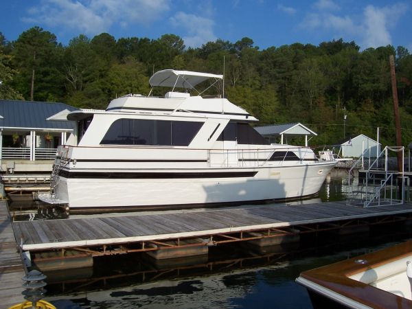 1988 Chris Craft 501 Motor Yacht Boats For Sale
