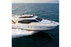 2009 Ferretti Yachts 470