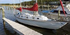 1970 Morgan 40 Cruising Ketch