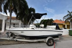 2009 Boston Whaler 180 Dauntless