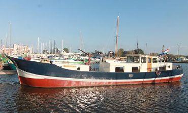 1916 Clipper Barge