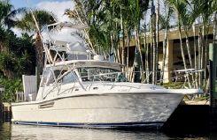1997 Tiara Yachts 34 express