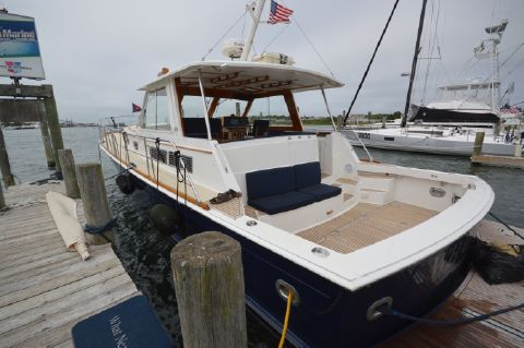 2001 Grand Banks Eastbay 49 HX - ORIGINAL OWNER BOAT!