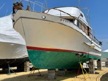 1978 Marine Trader 44 Trawler