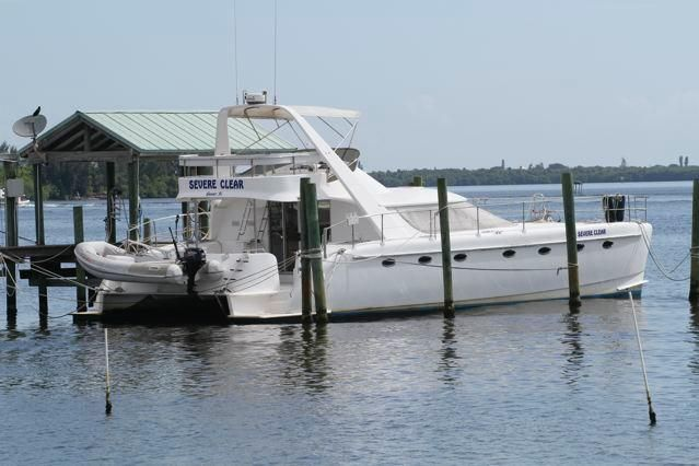 Charter Cat Prowler 45 Power Cat