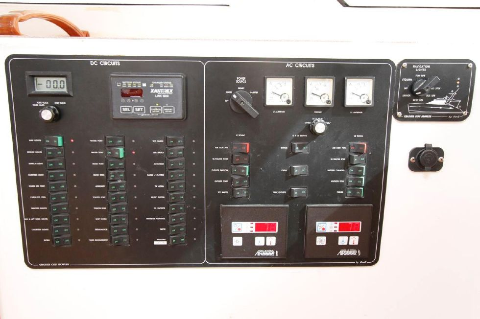 Prowler 450 Electrical Panel