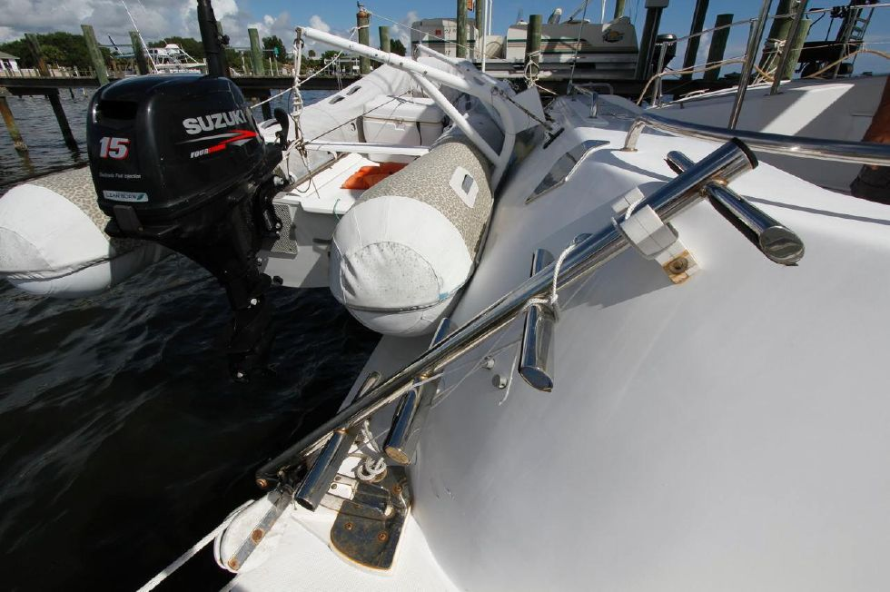 Prowler 450 Dinghy 'n Outboard Negotiable