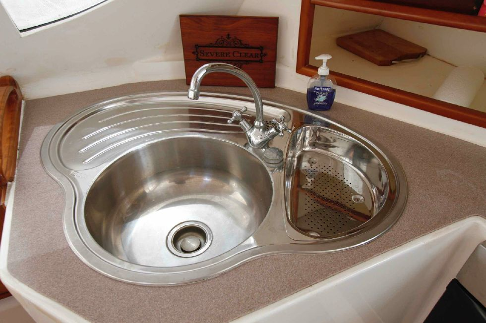 Prowler 450 PC Stainless Sink