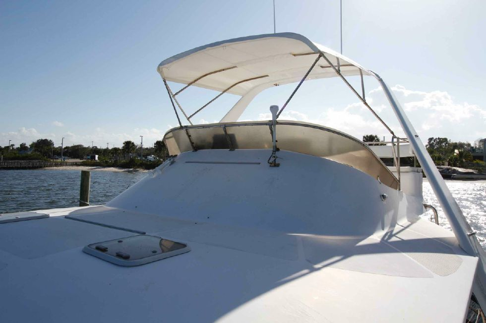 Prowler 450 New Bimini March 2017
