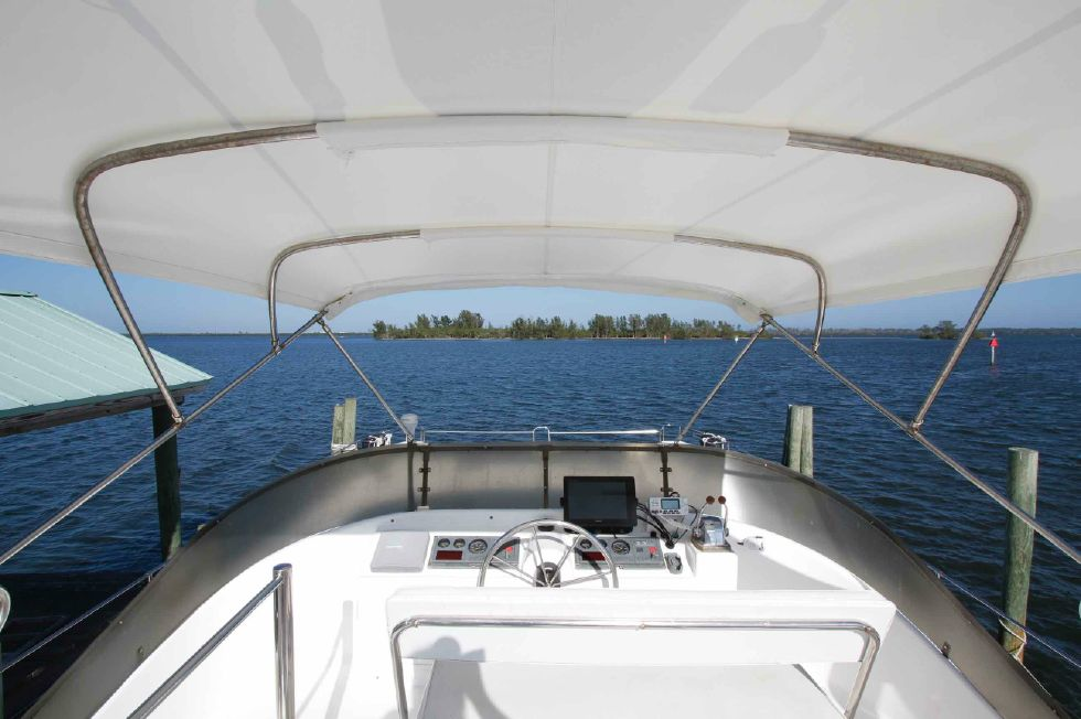 Charter Cat Prowler 45 New Bimini March 2017