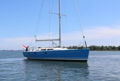 2008 Van De Stadt Satellite 44 Lifting Keel