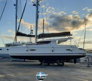 2014 Fountaine Pajot lipari 41 owner's version
