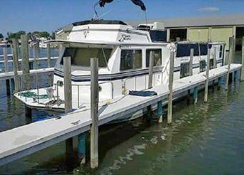 1993 Harbor Master 52 Widebody