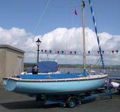 1973 Morgan Giles Estuary Class One-Design