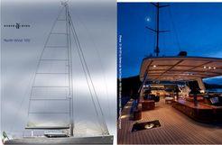 2021 North Wind 100 ft  Med Lounge