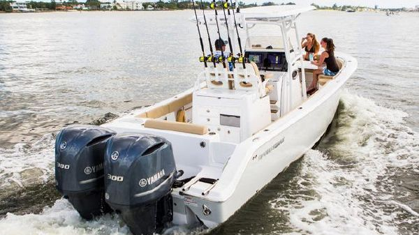 Sportsman Open 282 Center Console Manufacturer Provided Image