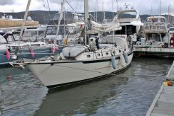 1997 Pacific Seacraft 40
