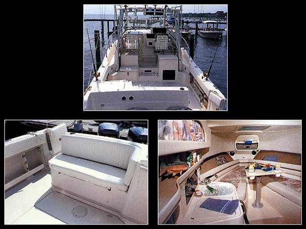 1999 Grady-White Marlin 300 - Manufacturer Provided Image