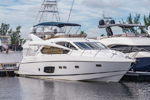 2014 Sunseeker 63 MANHATTAN - Liquid Fusion- 2014 Sunseeker 63 - Profile