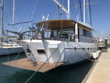 1998 Custom 78ft MotorSailor