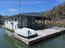 1980 Houseboat 13 x 27 Floating Cabin 350sqft