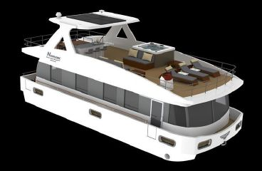 2019 Nordic Ocean Craft Catamaran 50 Hausboot