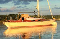 1990 Custom Brandt-Moller Family Folkboat