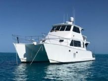 2011 Custom Coral Coast Power Catamaran