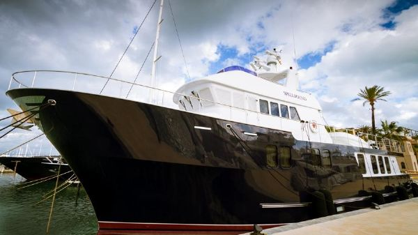 Northern Marine 84' expedition