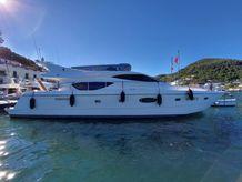 2004 Ferretti Yachts 550