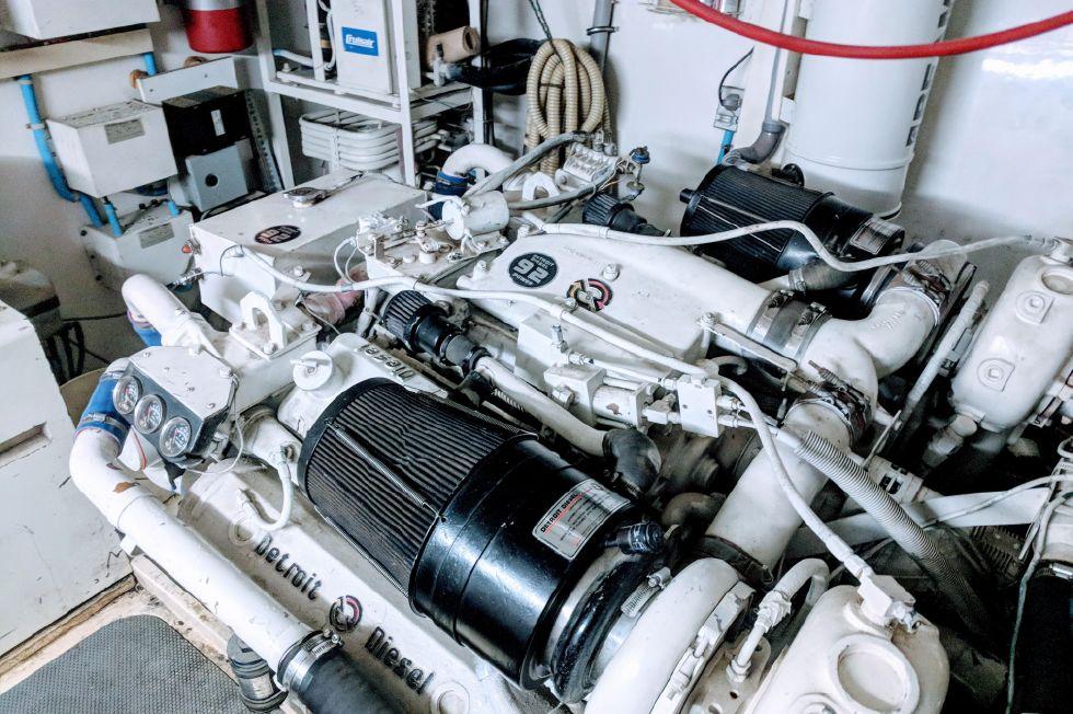 1989 Viking 55 Motor Yacht 55 Boats for Sale - Bayport Yacht