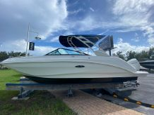 2021 Sea Ray SDX 250 Outboard