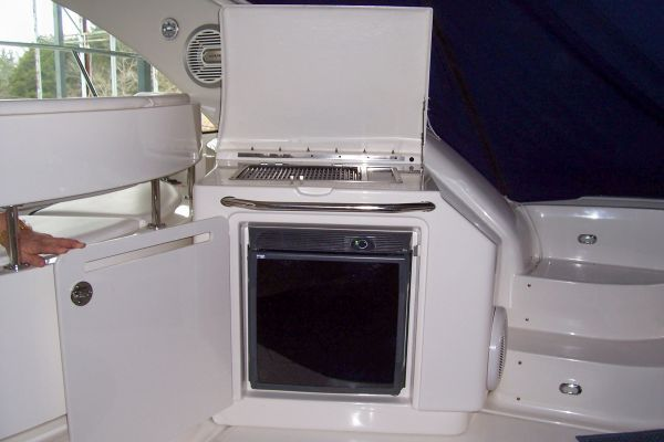 2008 Sea Ray 55 Sundancer - Grill / Refrigerator