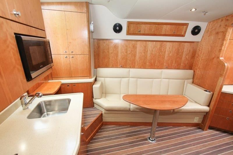 2020 Albemarle 36 Express - Galley 1