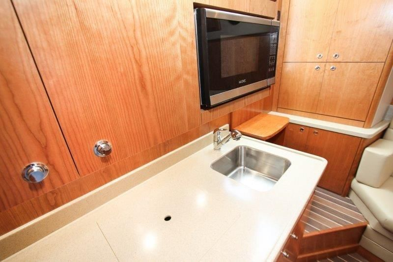 2020 Albemarle 36 Express - Galley 2